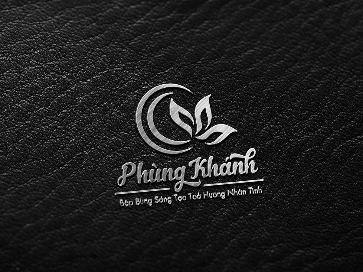 Thiết kế logo Phùng Khánh tại TP HCM
