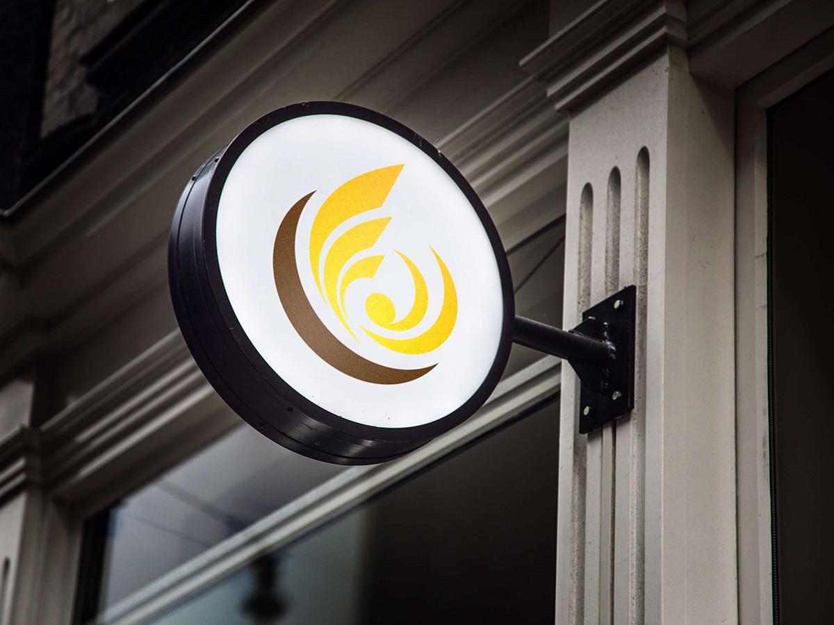 Thiết kế logo công ty cổ phẩn xnk Long Hưng tại TP HCM