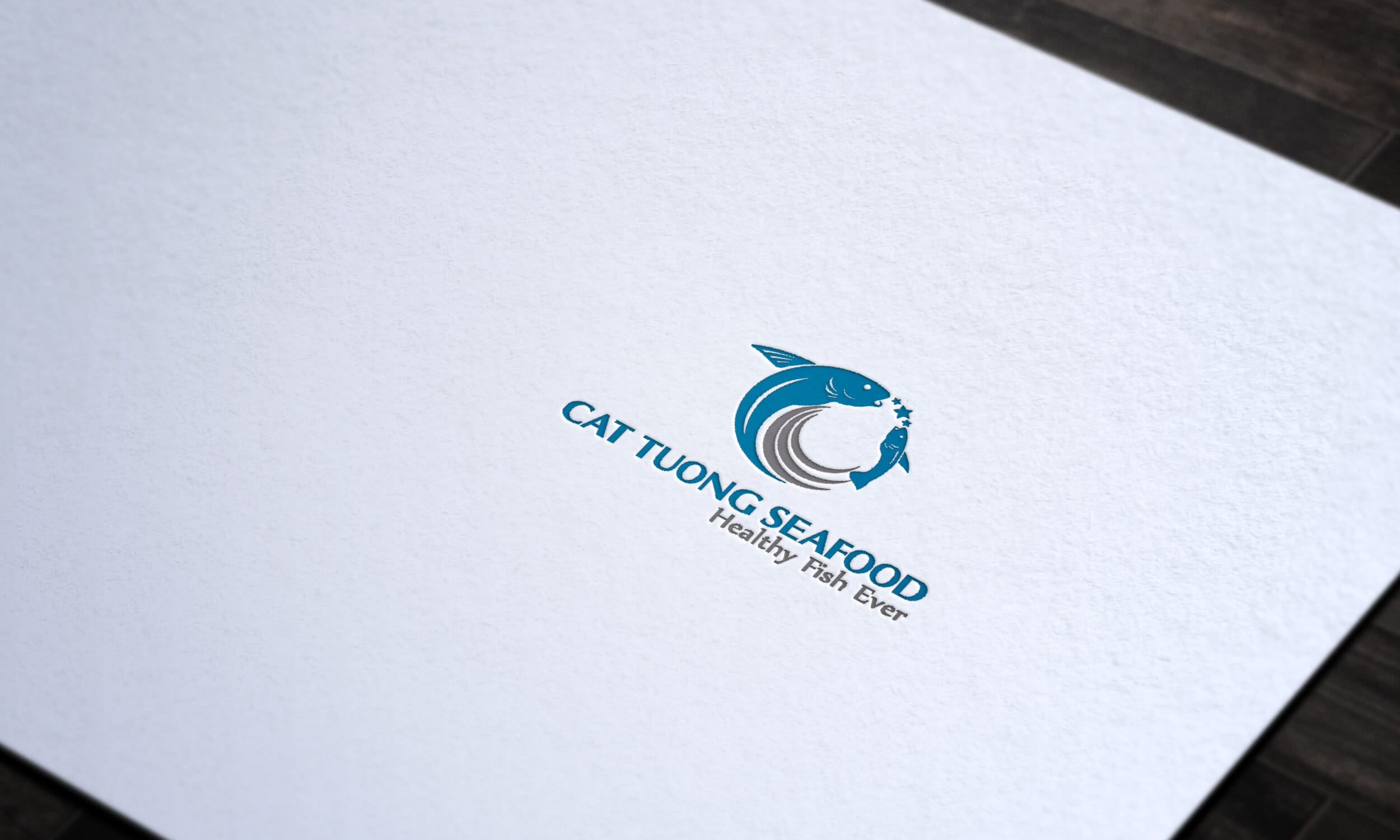 Thiết kế logo doanh nghiệp Cát Tường tại TP HCM