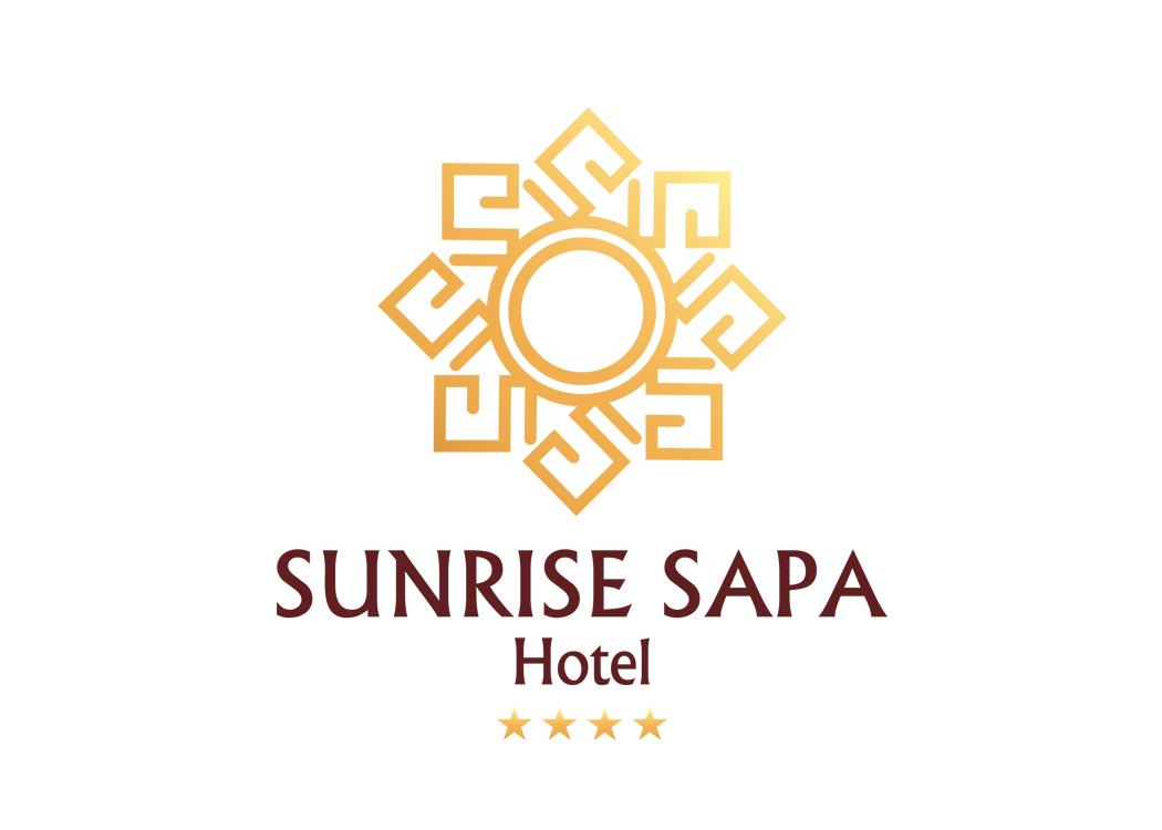 Thiết kế logo khách sạn 4 sao Sunrise Sapa Hotel tại Lào Cai