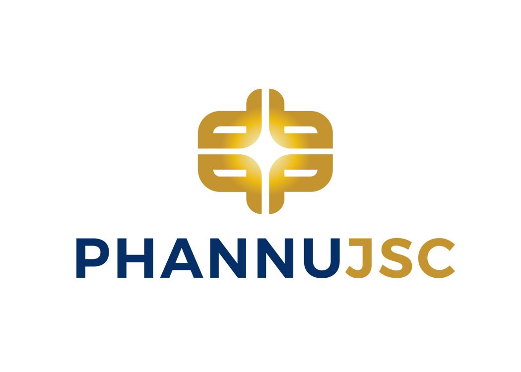 Thiết kế logo và nhận diện thương hiệu công ty xây dựng Phấn Nụ JSC tại Thái Bình