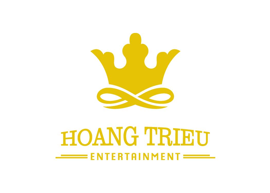 Thiết kế logo và bộ nhận diện cho khu giải trí Hoàng Triều Entertainment