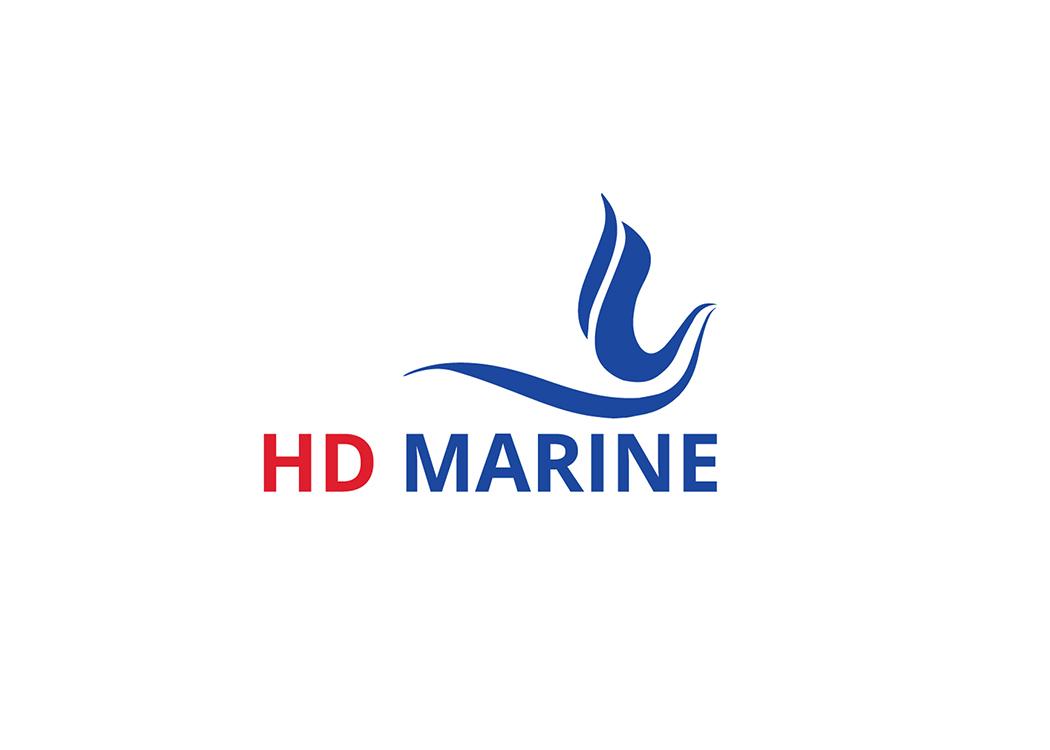 Thiết kế logo và hồ sơ năng lực công ty dầu khí HD MARINE tại Hà Nội, TP HCM