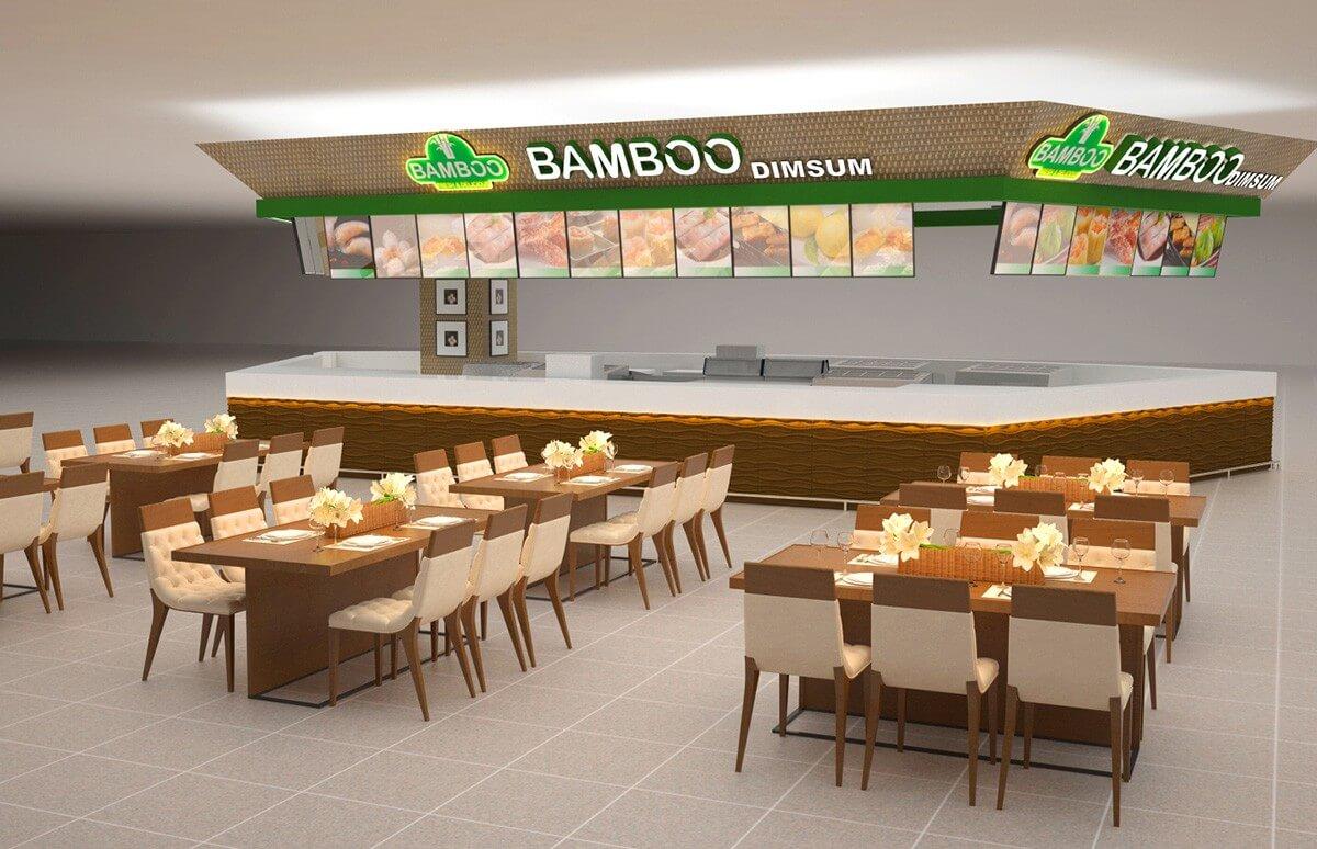 Thiết kế hệ thống nhận diện thương hiệu và bao bì thực phẩm Bamboo tại Bà Rịa Vũng Tàu, Long An, TP HCM