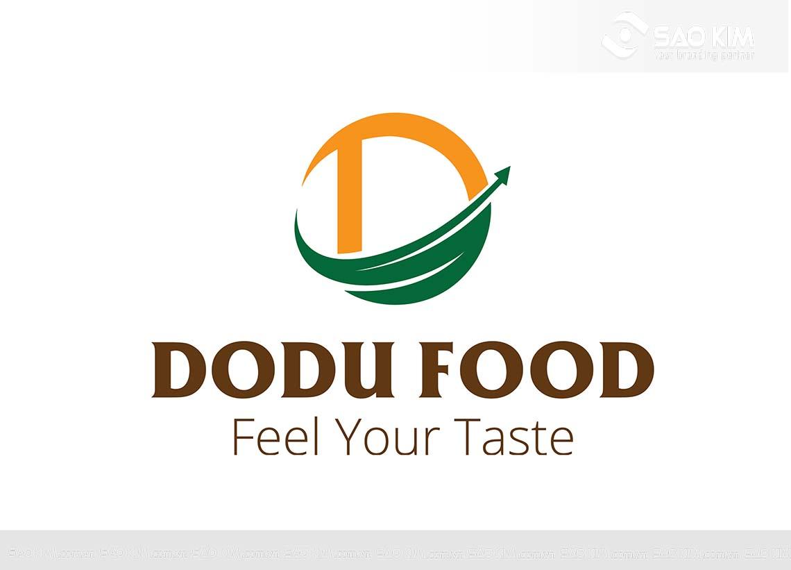 Thiết kế logo thương hiệu Dongduongfood tại Hưng Yên