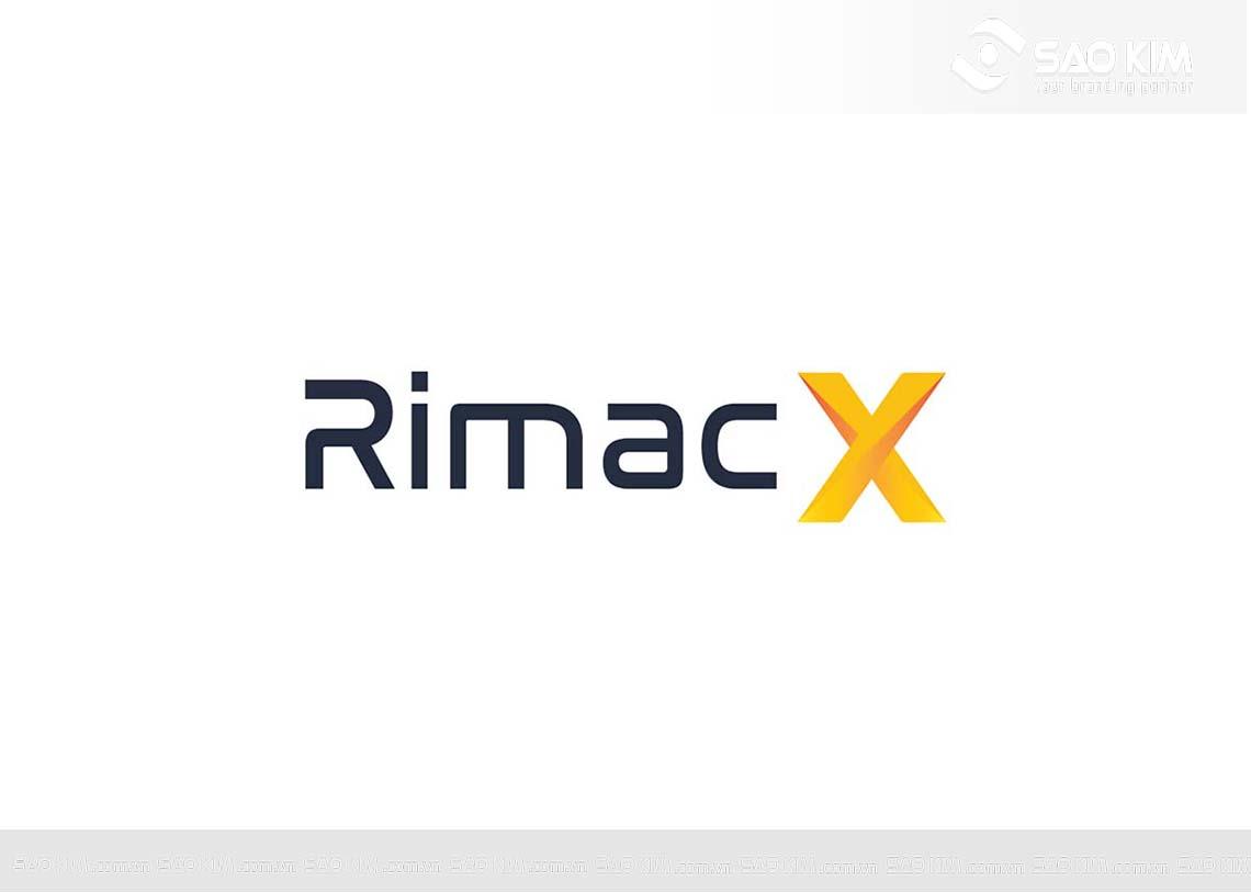Thiết kế logo, bộ CIP Công ty TNHH RIMACX VIETNAM tại Bắc Ninh