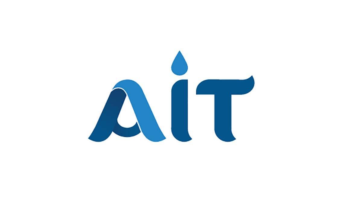 Thiết kế logo Công ty CP Thương mại và Dịch vụ Quốc tế Á Châu tại Thanh Hóa