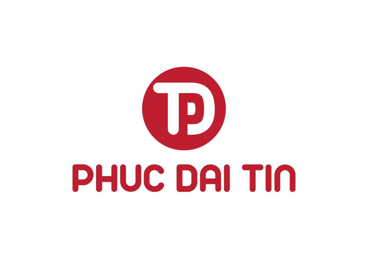 Thiết kế logo và bộ nhận diện công ty Phúc Đại Tín tại TP HCM