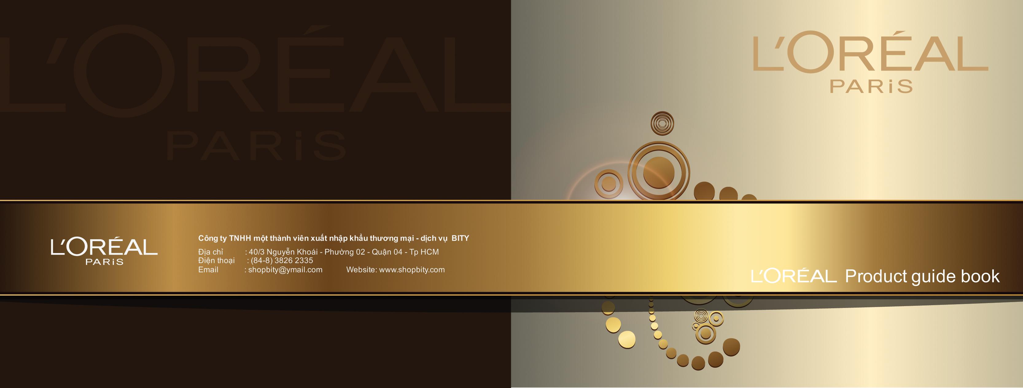Dự án thiết kế catalogue cho doanh nghiệp BITY tại TP HCM