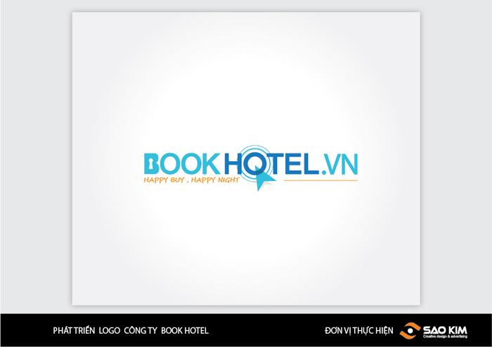 Dự án thiết kế thương hiệu đặt phòng trực tuyến tại Hà Nội