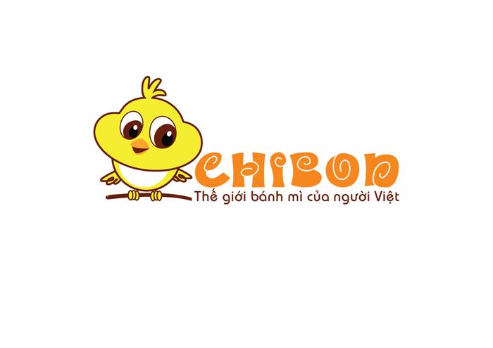 Thiết kế logo thương hiệu Chibon tại Hà Nội