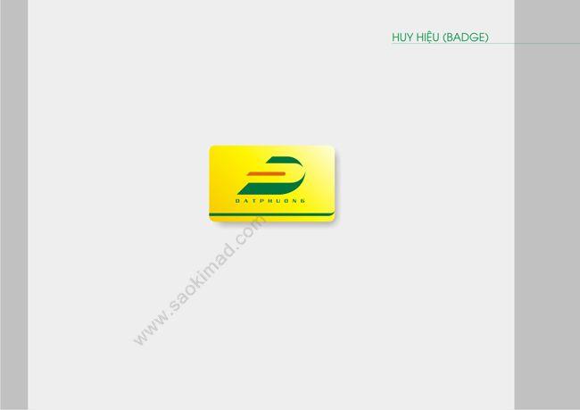 Thiết kế thương hiệu cho Công ty CP Đạt Phương tại Hà Nội