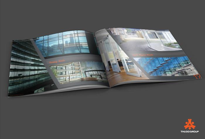 Thiết kế hồ sơ năng lực công ty cổ phần thương mại công nghiệp Thủ Đô (CITRACO) tại Hà Nội