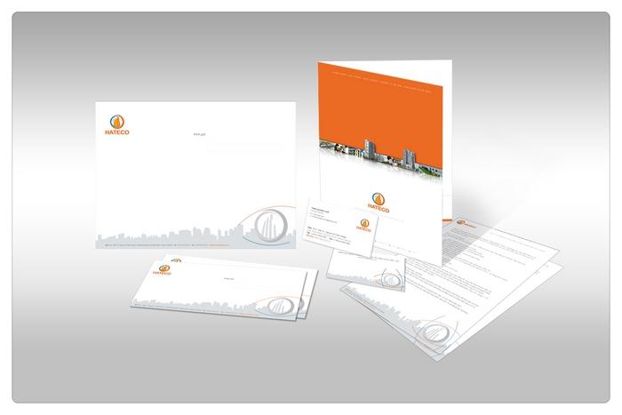 Thiết kế nhận diện thương hiệu cho Công ty kiến trúc xây dựng tại Hà Nội