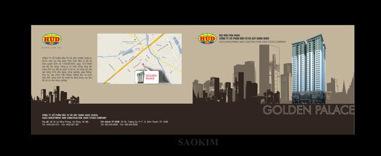 Thiết kế Profile cho công ty xây dựng HUD3 tại Hà Nội