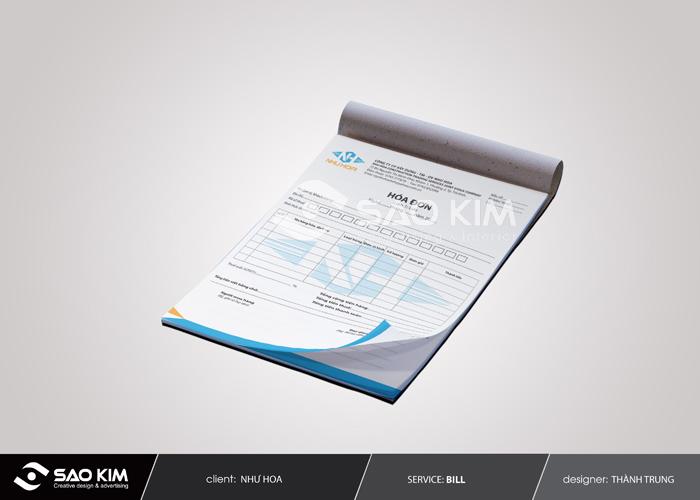 Thiết kế logo và nhận diện thương hiệu công ty xây dựng Như Hoa tại TP HCM