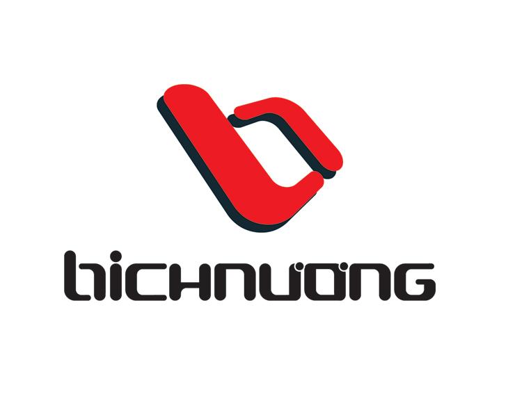 Thiết kế thương hiệu nhà phân phối xe máy Bích Nương tại TP HCM