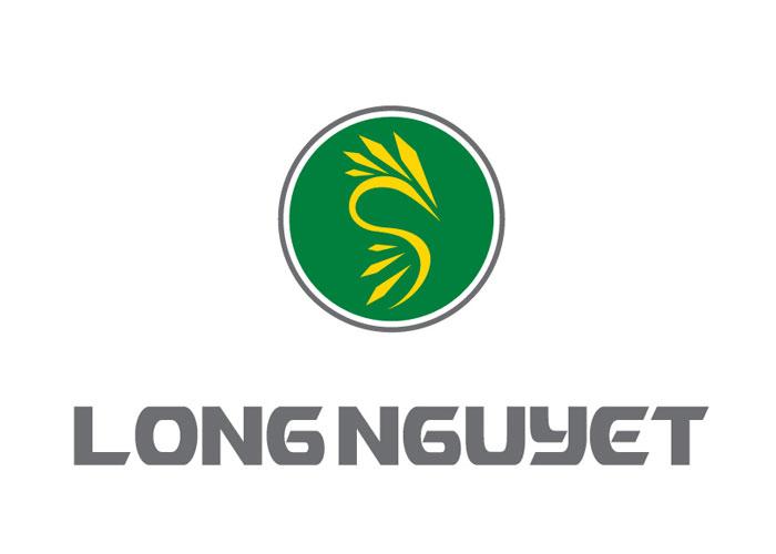 Thiết kế logo cho công ty xây dựng Long Nguyệt tại Hà Nội