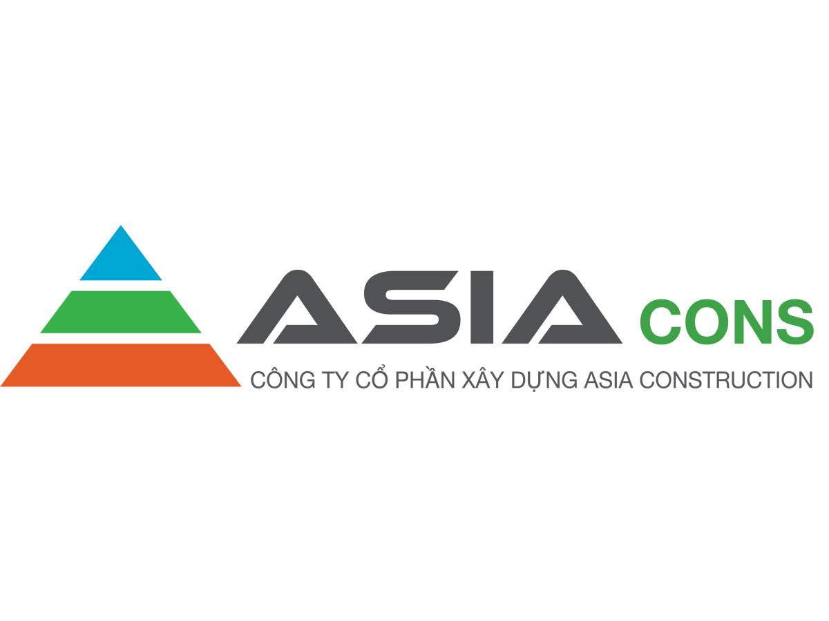 Thiết kế logo Asia Cons tại TP HCM