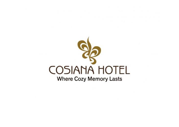 Tái thiết kế thương hiệu cho khách sạn 3 sao COSIANA tại Hà Nội