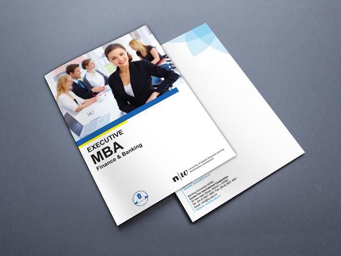 Thiết kế nhận diện thương hiệu cho Đại Học Ngân Hàng tại TP HCM