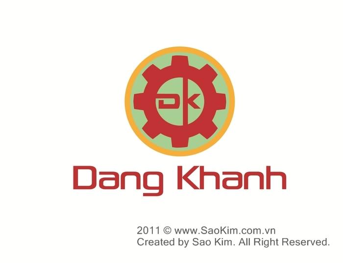 Thiết kế logo và nhận diện thương hiệu thiết bị nông nghiệp Đăng Khánh tại Bình Dương