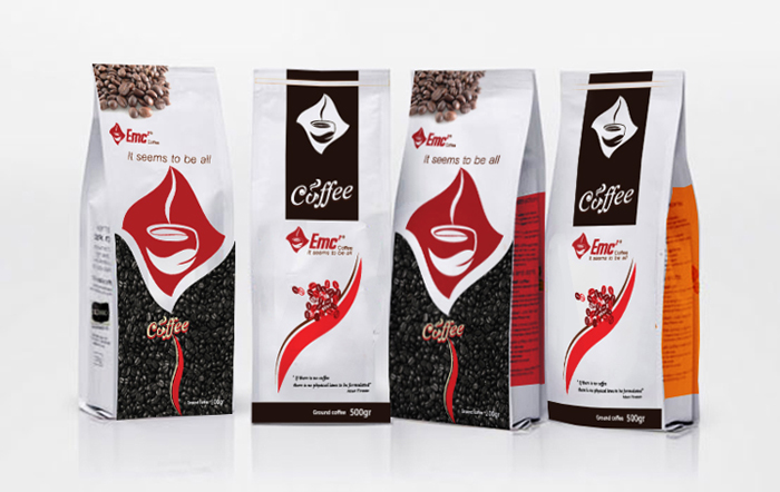 Kết quả hình ảnh cho các túi thực phẩm có in logo thương hiệu
