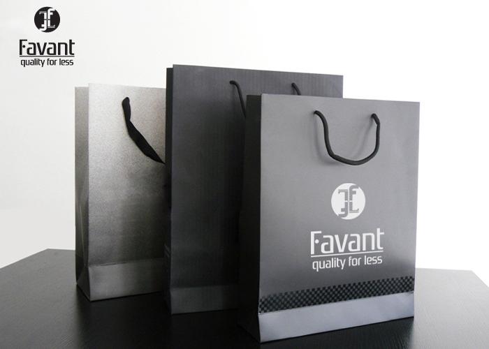 Thiết kế logo, nhận diện thương hiệu thời trang Favant tại Hà Nội, TP HCM