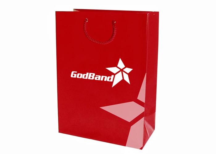 Thiết kế logo giày thể thao bóng đá GODBAND tại Hà Nội