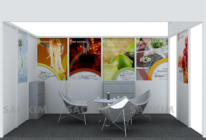 Thiết kế ấn phẩm, vật phẩm truyền thông và gian hàng triển lãm tại Bình Dương, Tiền Giang