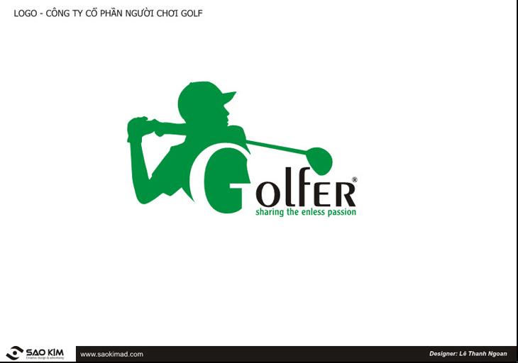 Thiết kế nhận diện thương hiệu cho Golfer tại Hà Nội