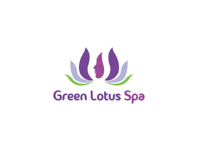 Thiết kế và sáng tác thương hiệu Green Lotus Spa tại Hà Nội, TP HCM