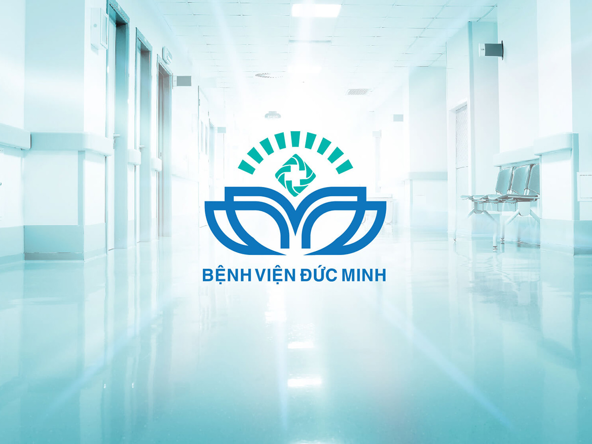 Thiết kế logo và nhận diện bệnh viện Đức Minh tại Hà Giang