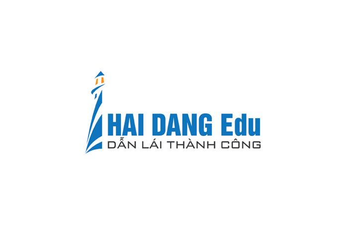 Đặt tên, thiết kế logo, nhận diện thương hiệu cho Công ty TNHH giáo dục Hải Đăng tại Hà Nội