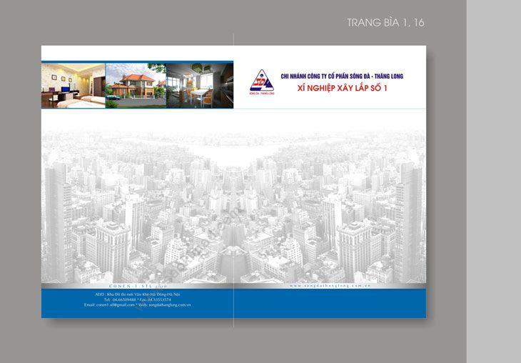 Thiết kế profile cho Sông Đà Thăng Long tại Hà Nội