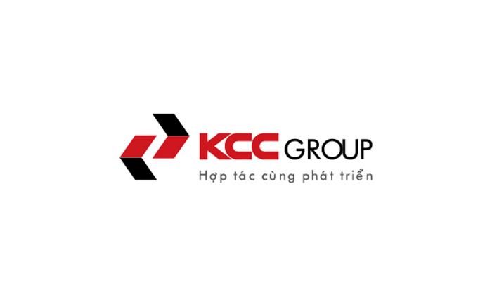 Thiết kế logo thương hiệu thực phẩm dùng nhanh KCC Group tại Hà Nội