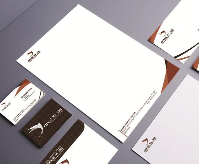 Thiết kế thương hiệu yến sào Khang Mỹ Yến tại TP HCM