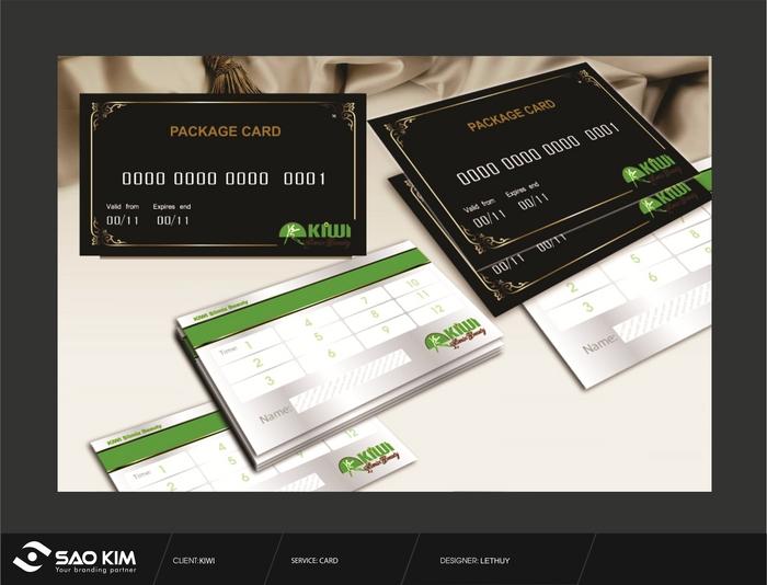 Thiết kế nhận diện thương hiệu cho spa tại TP HCM