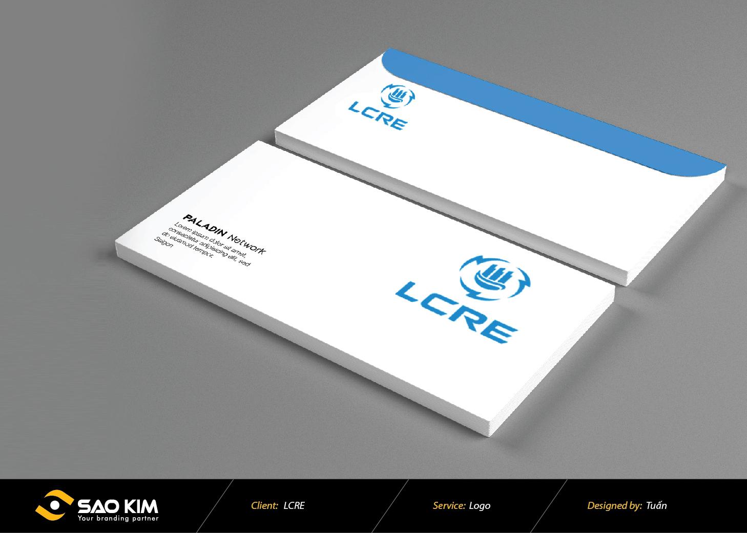 Thiết kế logo LCRE tại Lào Cai