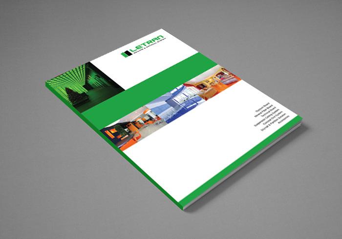 Thiết kế nhận diện thương hiệu công ty xây dựng Lê Trần tại TP HCM