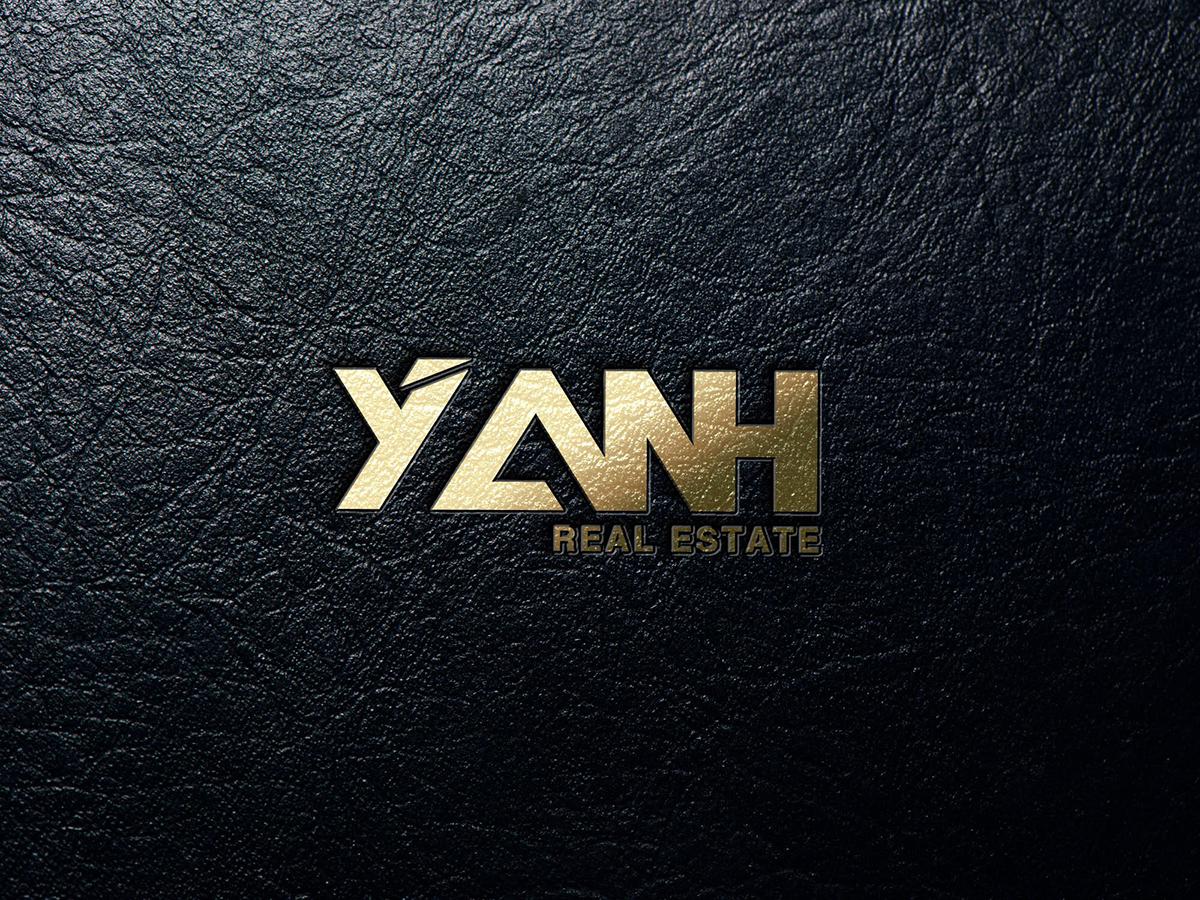 Thiết kế logo nhận diện thương hiệu bất động sản Ý Anh tại TP HCM
