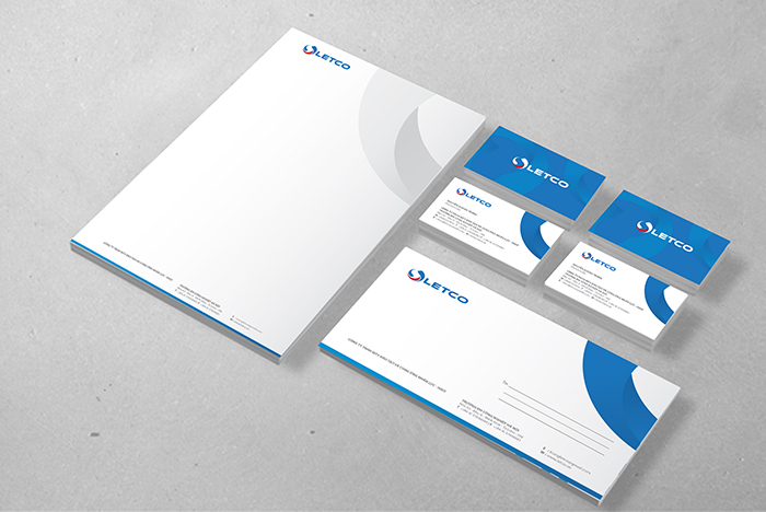 Thiết kế logo nhận diện thương hiệu Letco tại Hà Nội