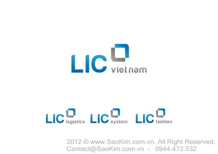 Thiết kế thương hiệu LIC Việt Nam tại Hà Nội