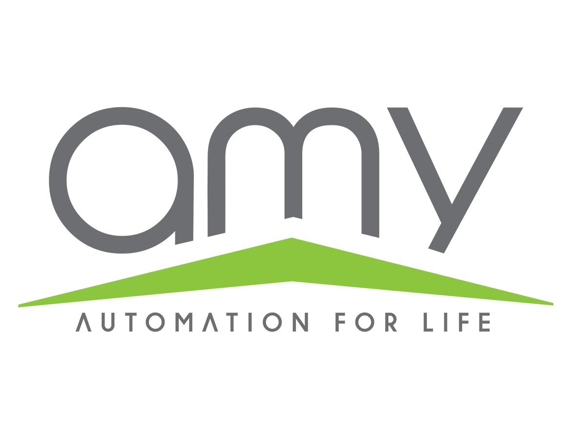Thiết kế logo công ty nhà thông minh AMY tại Quảng Ninh