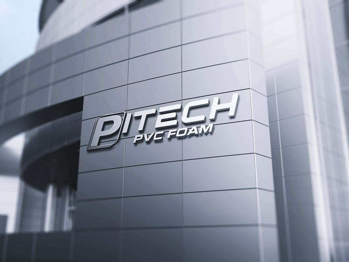 Thiết kế logo PITECH tại Hà Nội