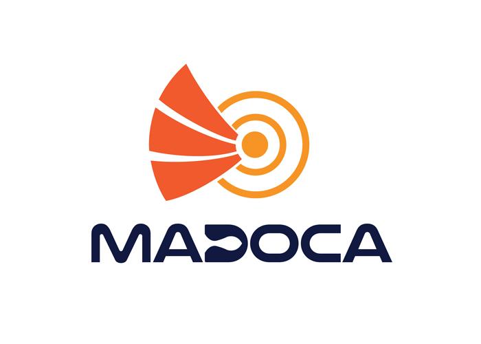 Thiết kế logo và hệ thống nhận diện thương hiệu công ty công nghệ - viễn thông MADOCA tại Hà Nội