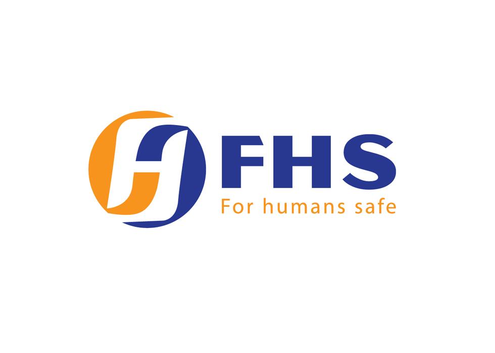 Thiết kế logo và hệ thống nhận diện thương hiệu dịch vụ bảo hộ lao động FHS tại Hà Nội