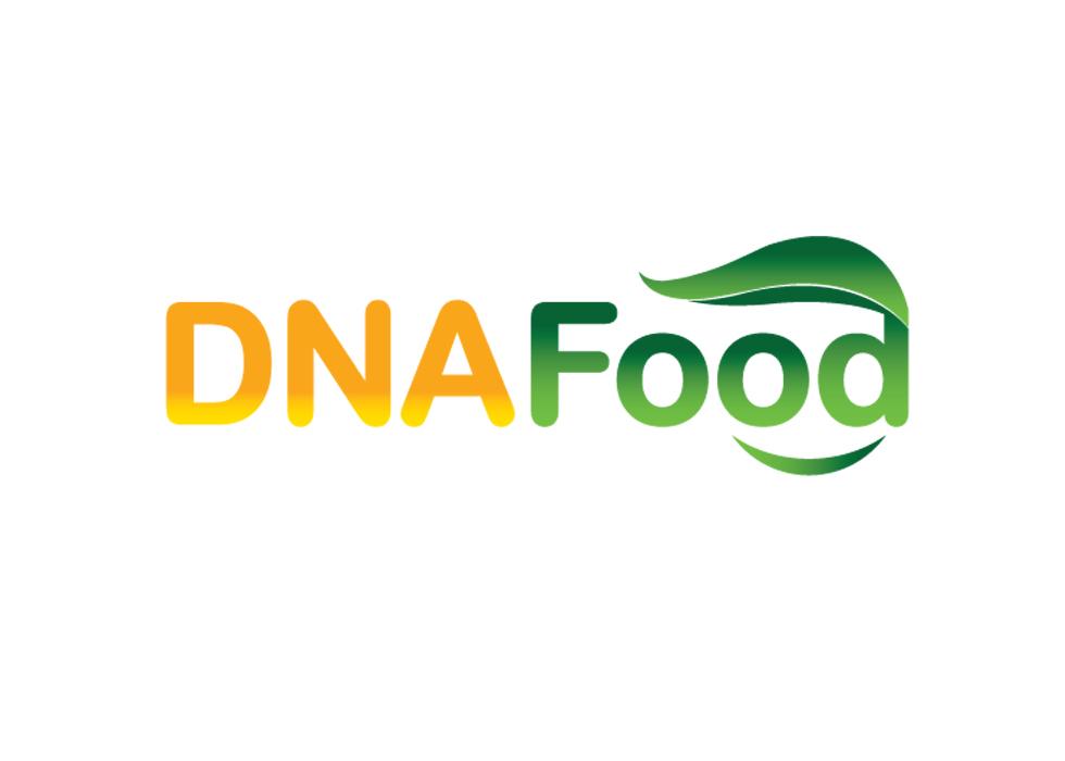 Thiết kế logo doanh nghiệp thực phẩm DNA Food tại Bắc Ninh