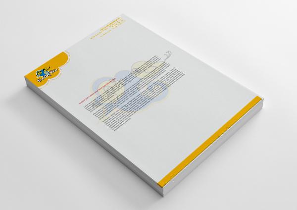 Thiết kế nhận diện thương hiệu trường mầm non Hoàng Yến tại Hưng Yên