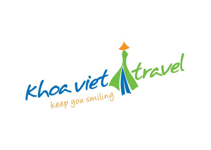 Thiết kế thương hiệu du lịch Khoa Việt Travel tại Hà Nội